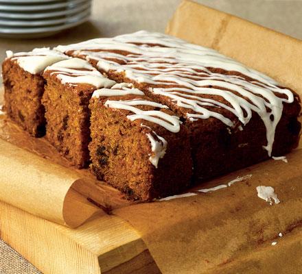 Yummy scrummy carrot cake recipe
