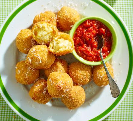 Truffle macancini