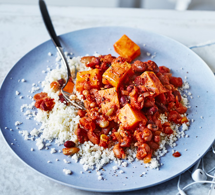 Veggie Protein Chilli Bbc Good Food Middle East