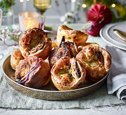 Sage & onion Yorkshire puddings