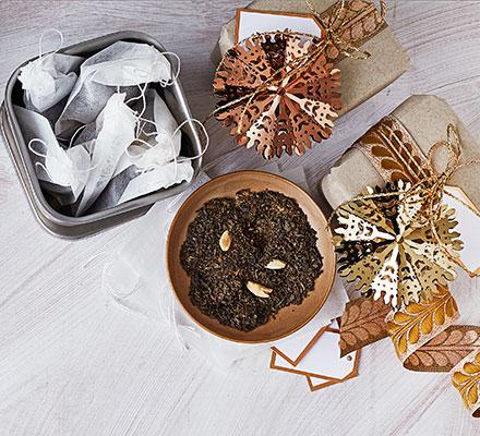 Chai teabags