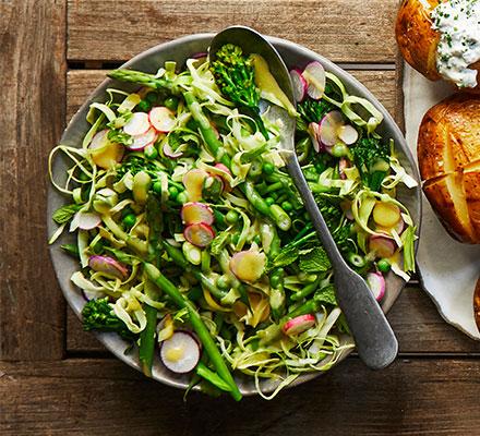 Allotment salad
