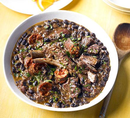 Black bean & meat stew – feijoada