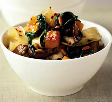 Vitality veggie pasta