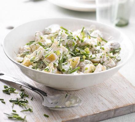 Healthier Potato Salad Bbc Good Food Middle East