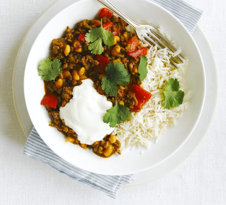 Mexican Bean Chilli Bbc Good Food Middle East