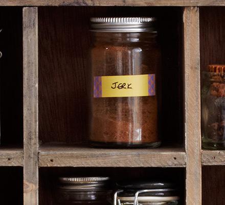 Jerk spice mix