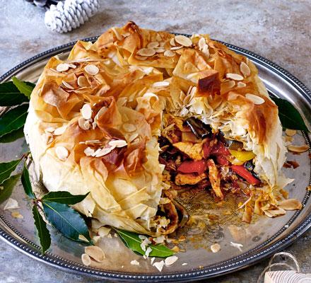 Leftover Christmas turkey recipes