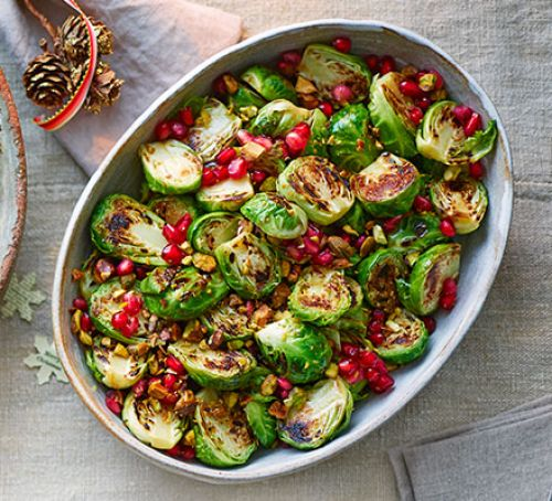 Christmas sprout recipes