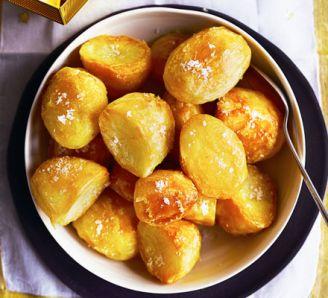Christmas roast potato recipes