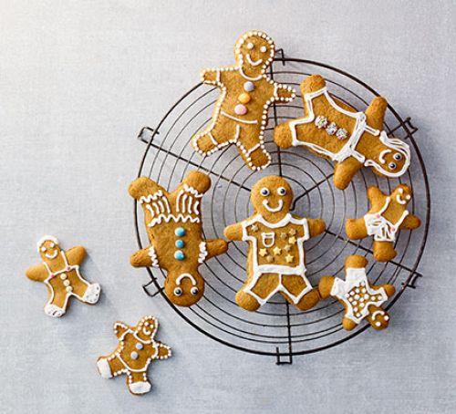 Christmas gingerbread recipes