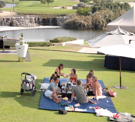 The Picnic Brunch at Al Badia Golf Club