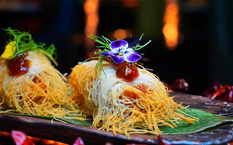 Dinner review: Carnival by Tresind, Dubai