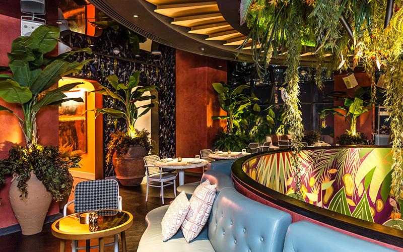 Soak up some South American flair at Hotel Cartagena Dubai