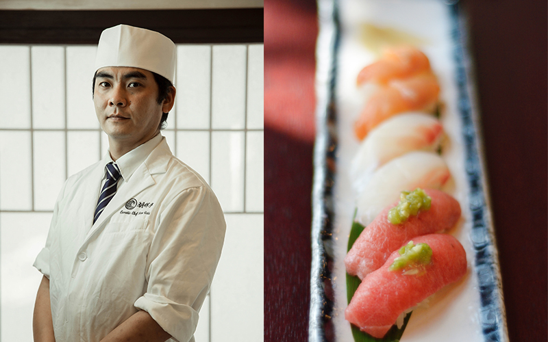 Kaiseki: the Japanese must-try culinary experience at Kohantei Dubai