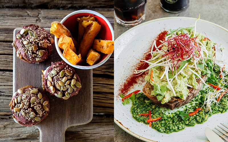 Three veggie menus to try in Dubai