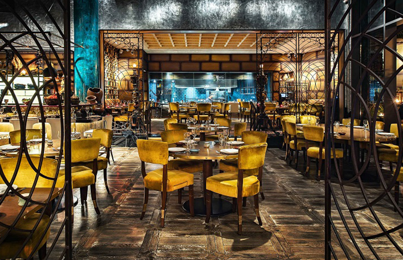 Dinner review: Coya Dubai