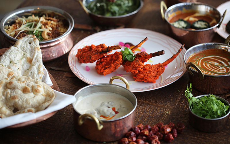 Check out DUKES Dubai's Indian Independence Day menu for AED 180