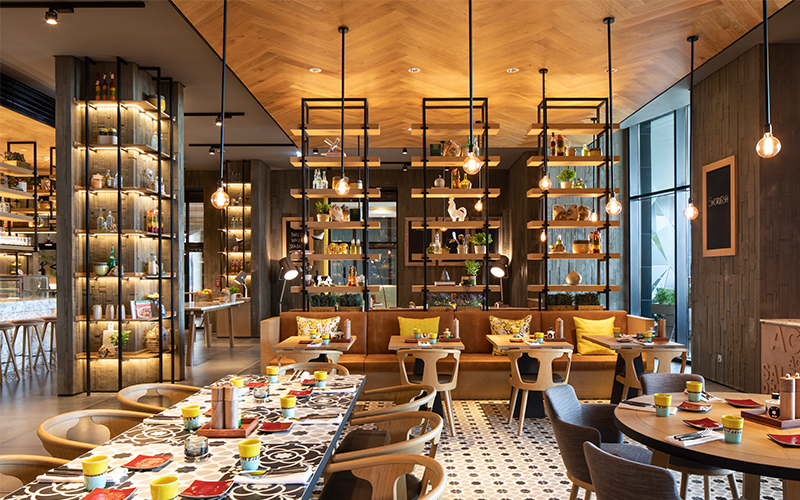 Fantastic Abu Dhabi brunches that are not to be missed!