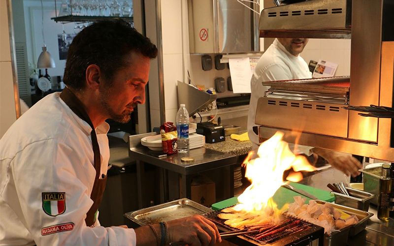 Meet Your Italian Chef: the man behind Dubai's new home cooking service