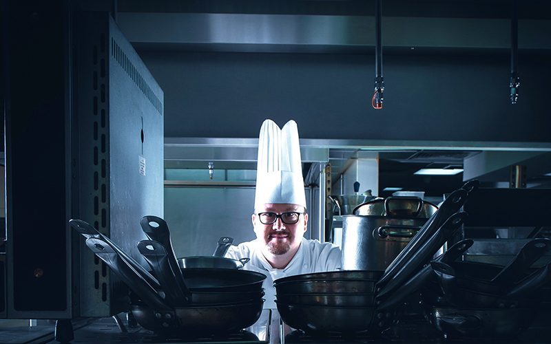 Passion, persistence and potatoes: Waldorf Astoria RAK's Rudolf W. Segers