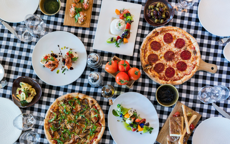 Italian food lovers! An all-you-can-eat and drink deal just launched in Abu Dhabi
