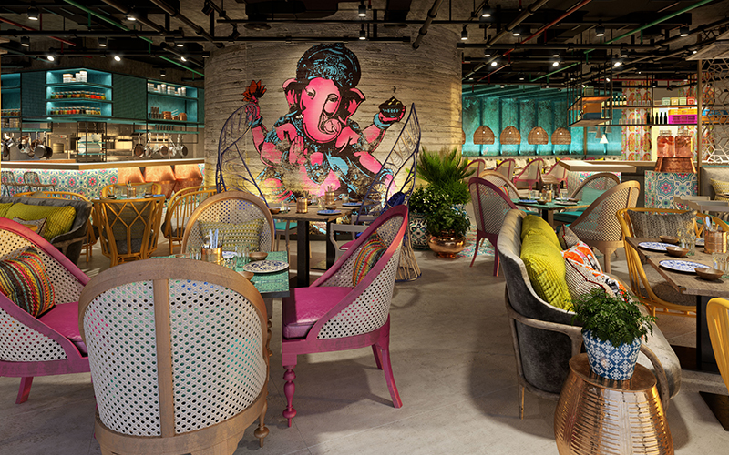 A new Indian street food restaurant is coming to Dubai