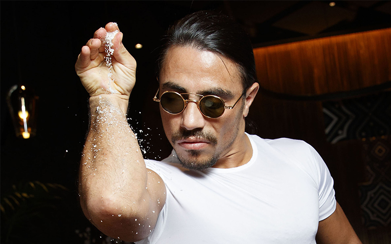 Fire engulfs Salt Bae's Istanbul restaurant injuring four tourists