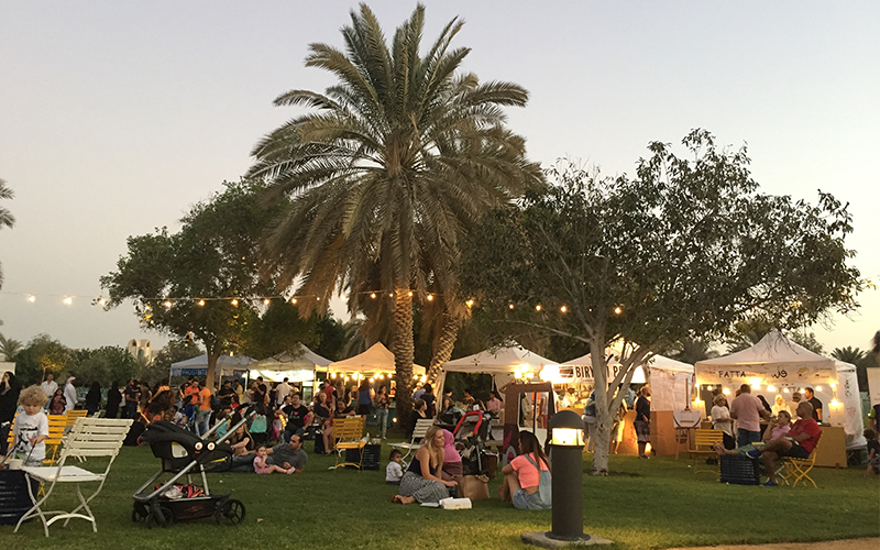 Why you should attend this Abu Dhabi food market this month