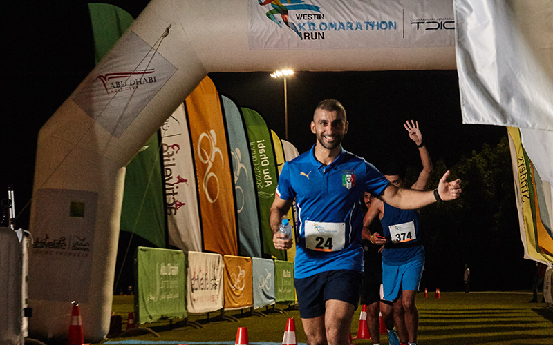 Annual charity running race returns to Abu Dhabi this week