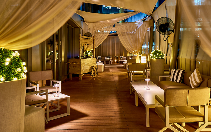 Gaucho DIFC launches outdoor evening brunch