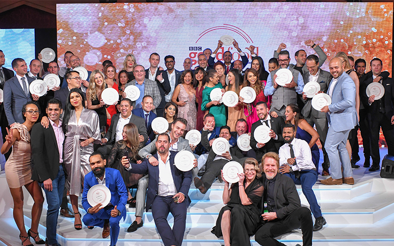 BBC Good Food Middle East Awards celebrates F&B champions in ninth outing
