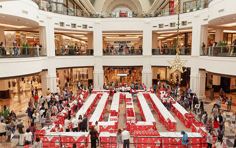 Annual Dubai charity bake sale sets sights on breaking record