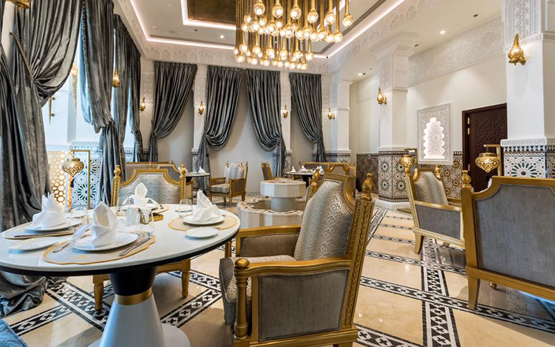 A new Moroccan restaurant has opened in Downtown Dubai