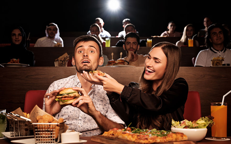 Cinema fans: enjoy all-day dining at this Dubai theatre for just AED50
