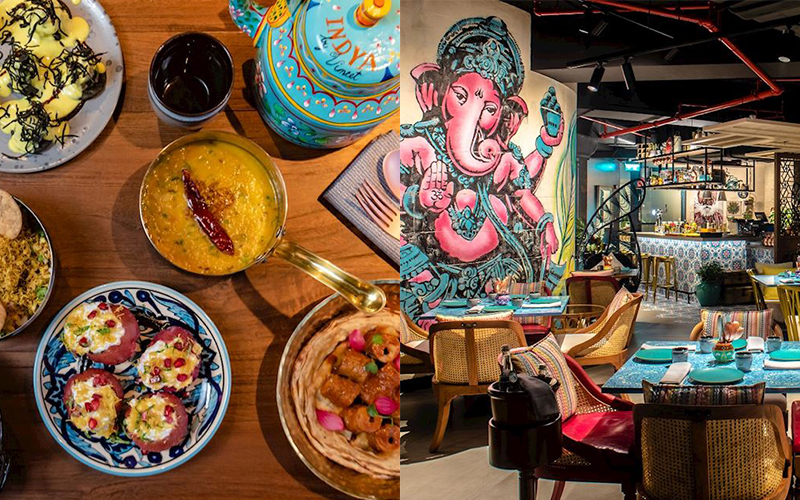 Indya by Vineet to open in Dubai this week