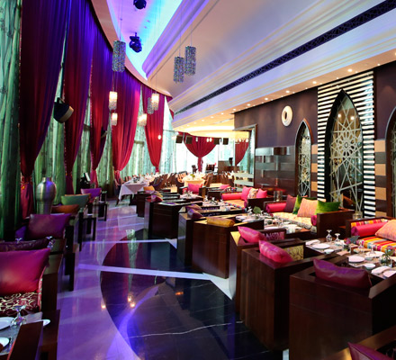 Nay Restaurant  and Lounge, Emirates Financial Tower, DIFC
