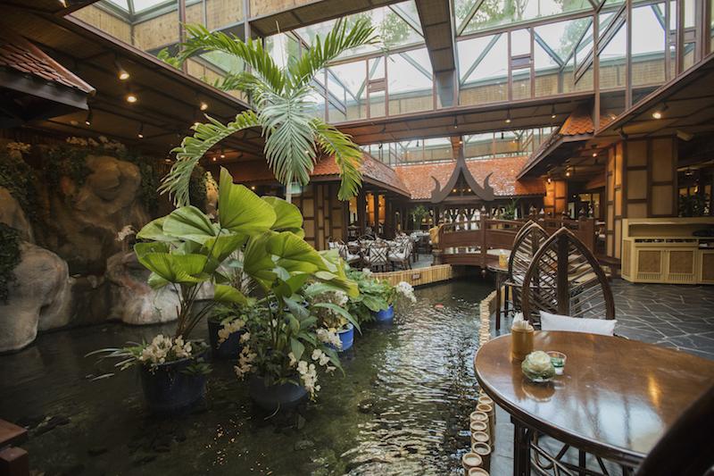 Thai fusion restaurant Bambooda opens at Roda Al Bustan
