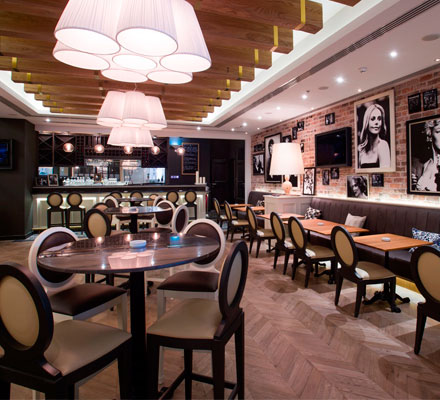 St. Tropez Bistro, Mall of the Emirates