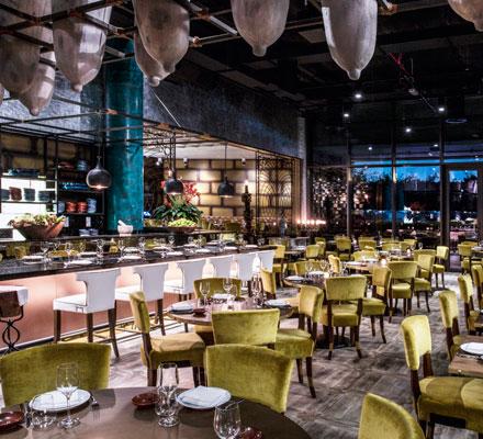Coya restaurant & bar, Four Seasons Dubai