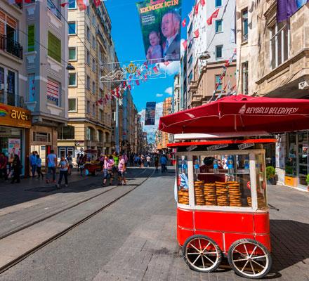Inspiring Istanbul