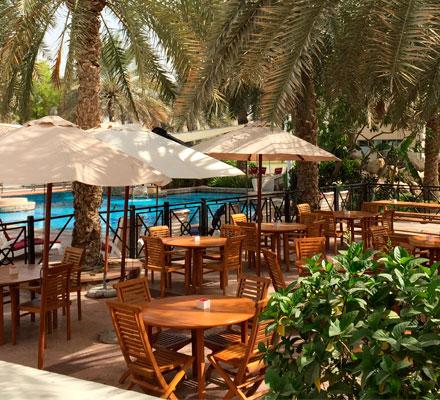 The Reform Social & Grill, The Lakes Club, Dubai