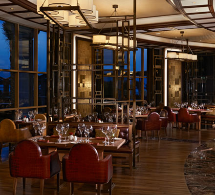 Lexington Grill, Waldorf Astoria Ras Al Khaimah