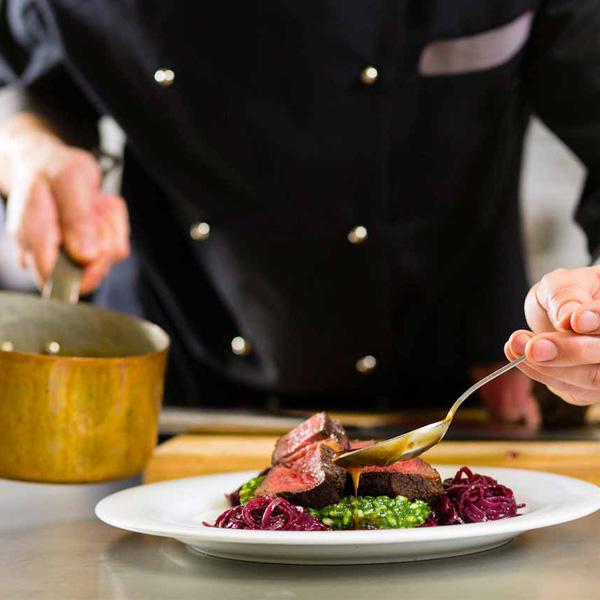 HOMEmade gourmet dining