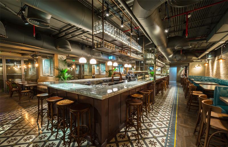 Nola Eatery & Social House, Armada BlueBay Hotel, JLT
