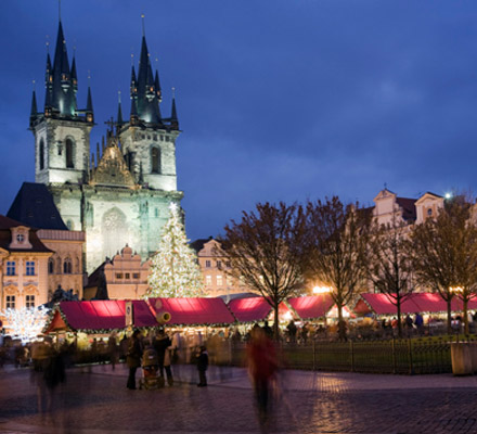 Prague on your plate