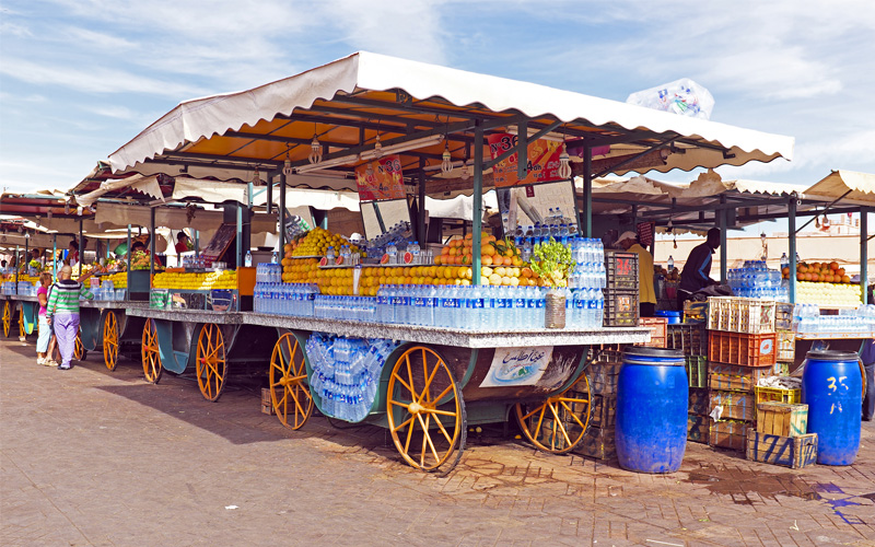 Out of Africa: A look at the continent's cuisines