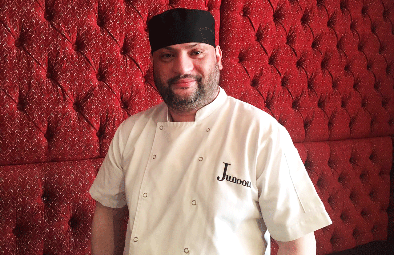 Quick fire questions with Junoon's chef de cuisine Suraj Prakash