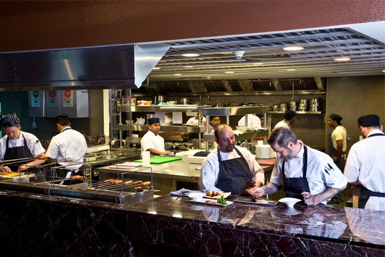 Dinner review: Junoon, Shangri-La, Sheikh Zayed Road