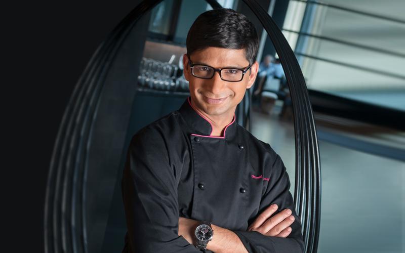 Inside the life of Vivek Kashiwale, head chef of Mint Leaf London, Dubai
